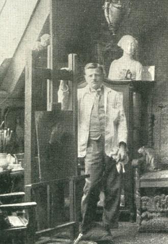 Robert Schlosser, 1915